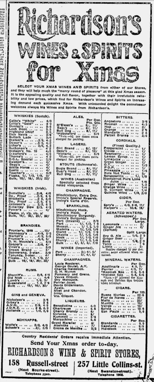 1911 Richardson's