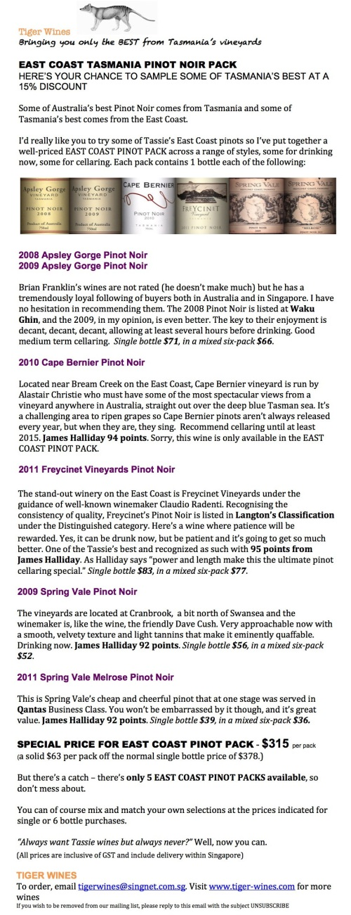 East Coast Pinot Pack 1