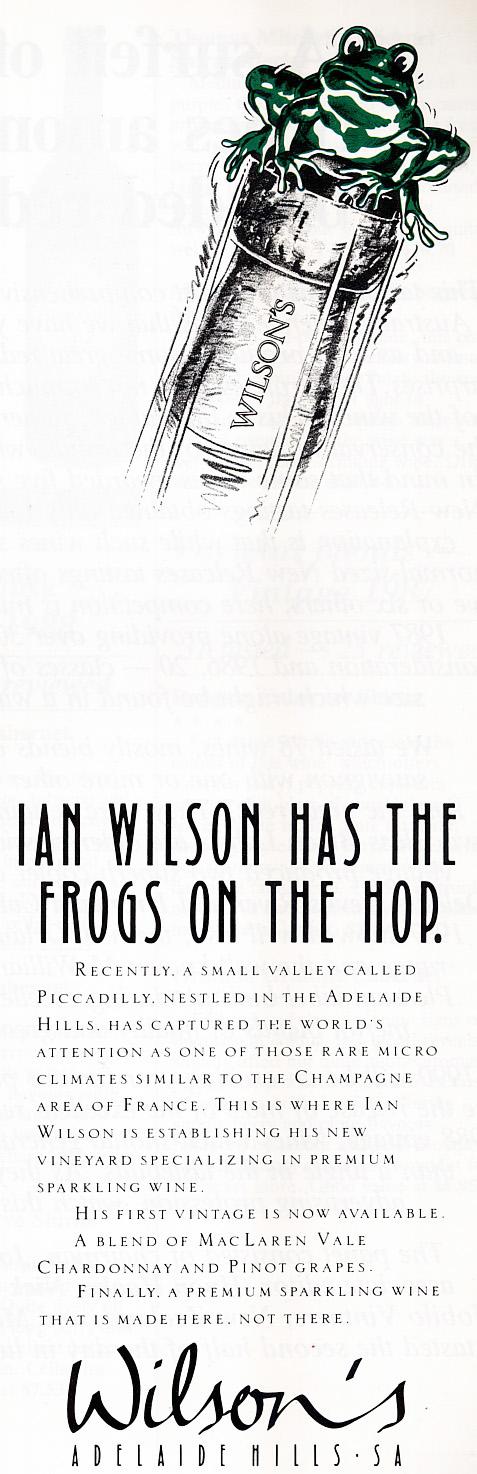 1990 Wilson's 2